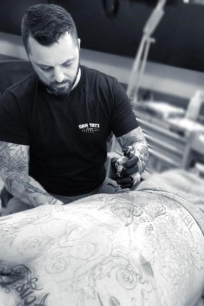 Adz - Borderline Tattoos